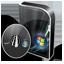 エクスプローラー上のアイコン変更ソフト「ファイルの種類に関連づけられたアイコンを変更」