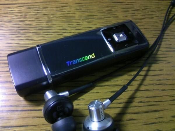 Transcendの8GB激安MP3プレイヤー!「T.sonic 320 TS8GMP320」レビュー!