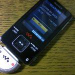 ウォークマンをボイスレコーダーとして使えるステレオマイク「ECM-NW10」レビュー!