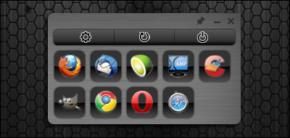 Mouse Extenderのスクリーンショット