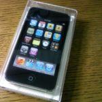 最新の第2世代「iPod touch」レビュー!- 開封の儀編 –