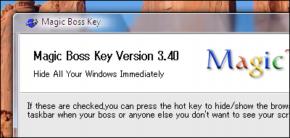 Magic Boss Keyのスクリーンショット