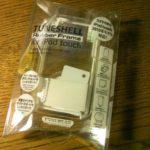 第4世代iPod touchのハードケース「TUNESHELL Rubber Frame」レビュー!