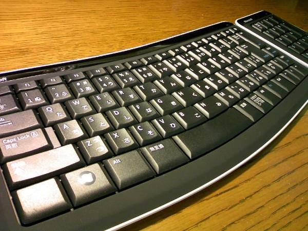 マイクロソフトのBluetoothキーボード「Bluetooth Mobile Keyboard 6000」レビュー!