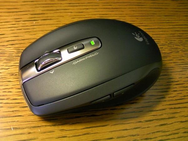 ロジクールのDarkfieldレーザー搭載ワイヤレスマウス「M905」レビュー!