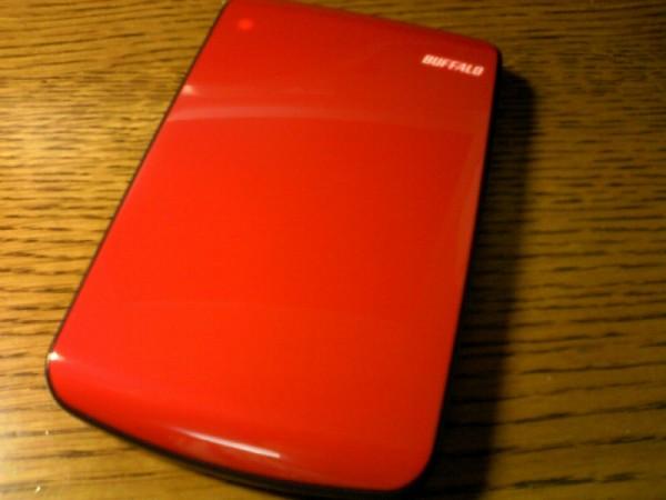 BUFFALOの500GBポータブルHDD「HD-PE500U2」レビュー!