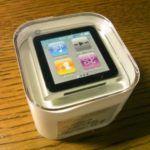 タッチパネル搭載の第6世代「iPod nano」レビュー!