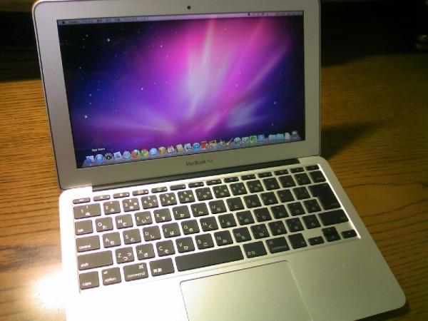 11インチ新型MacBook Airを購入、1ヶ月使ってみた感想&レビュー!