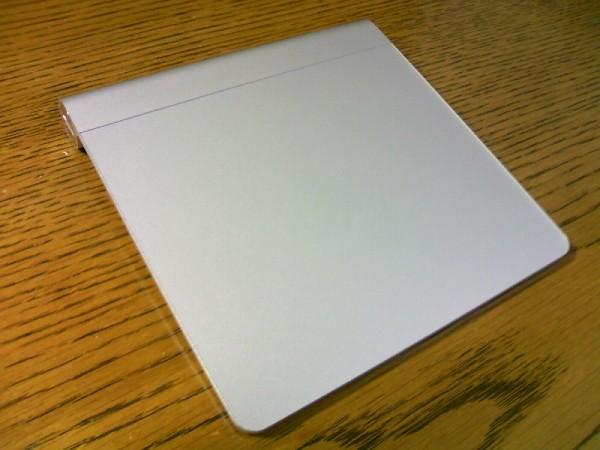 マウスの要らないMac生活 – Appleの「Magic Trackpad」レビュー!