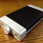 高音質ポータブルヘッドホンアンプの最高峰「iQube V2」レビュー!
