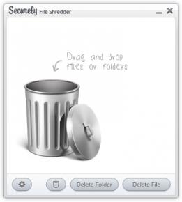 Securely File Shredderのスクリーンショット