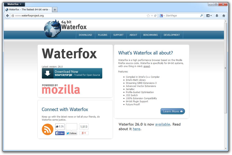Waterfox 64 bit deutsch
