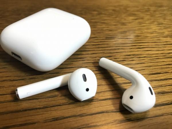 Appleの完全ワイヤレスBluetoothイヤホン「AirPods」レビュー!