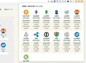 仮想通貨 価格チェッカーのスクリーンショット