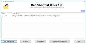 Bad Shortcut Killerのスクリーンショット
