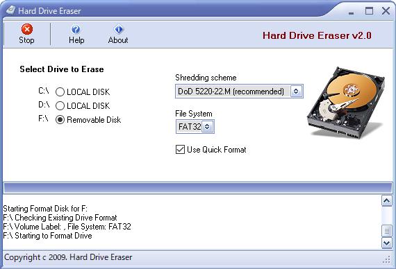 Hard Drive Eraser Software Mac